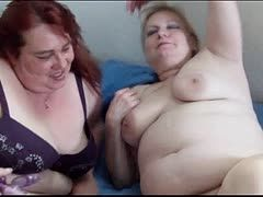 Lesbische Milf Klitoris lecken